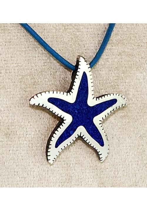 Denizyıldızı Lapis Kolye